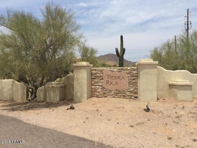 Mesa Residential Lots & Land For Sale: 9008 E Omega Street