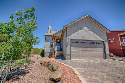 Show Low Single Family Home For Sale: 2220 E Rock Garden Lane