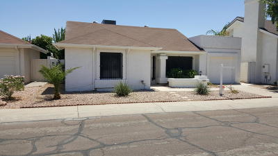 Phoenix Single Family Home For Sale: 3219 E Wescott Drive