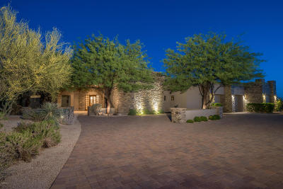 Scottsdale Single Family Home For Sale: 37870 N 98th Place