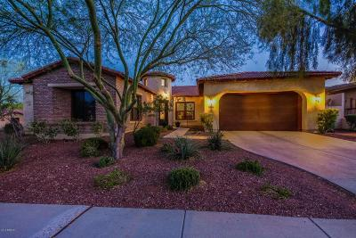 Buckeye Single Family Home For Sale: 21345 W Cholla Trail