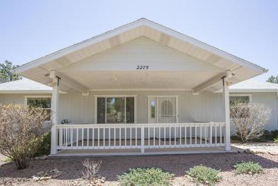 Overgaard Single Family Home For Sale: 2275 Sunrise Road #362