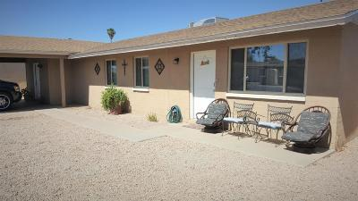 Phoenix Single Family Home For Sale: 4229 N 74th Avenue