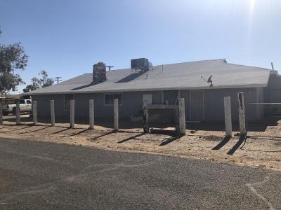 Wittmann Single Family Home For Sale: 31826 N Palo Verde Street