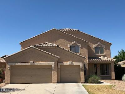 Peoria Single Family Home For Sale: 9340 W Pontiac Drive