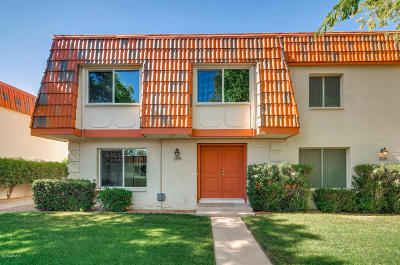 Scottsdale Condo/Townhouse For Sale: 3958 N Granite Reef Road