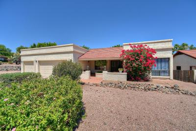 Phoenix Single Family Home For Sale: 15602 N 19th Street