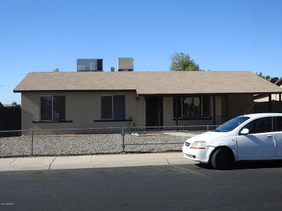 Peoria Single Family Home For Sale: 7373 W Comet Avenue