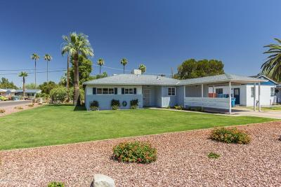 Prescott, Prescott Valley, Glendale, Phoenix, Surprise, Anthem, Avondale, Chandler, Goodyear, Litchfield Park, Mesa, Peoria, Scottsdale Single Family Home For Sale: 916 W Campbell Avenue