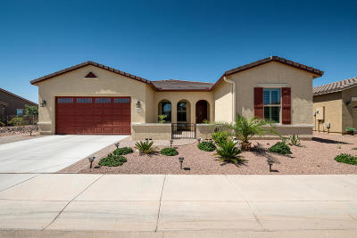 Maricopa Single Family Home For Sale: 41673 W Harvest Moon Drive