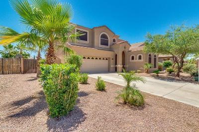 Maricopa Single Family Home For Sale: 22535 N Van Loo Drive