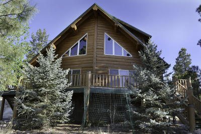 Heber AZ Single Family Home For Sale: $339,900