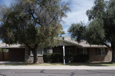Single Family Home For Sale: 3914 E Mercer Lane