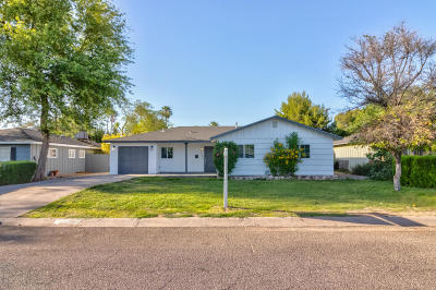 Phoenix Single Family Home For Sale: 3542 E Hazelwood Street