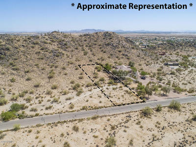 Casa Grande Residential Lots & Land For Sale: 9357 W Canyon Verde Drive