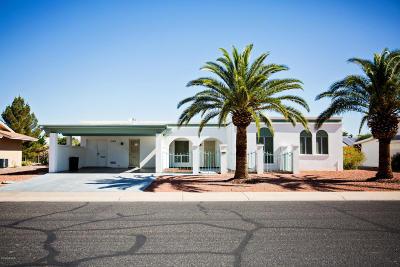 Sun City AZ Single Family Home For Sale: $222,000