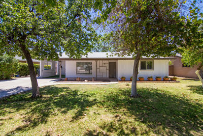 Phoenix Single Family Home For Sale: 939 E Vermont Avenue