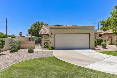 Mesa AZ Single Family Home For Sale: $194,900