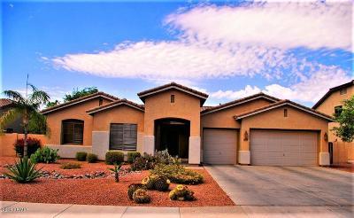 Gilbert Single Family Home For Sale: 4084 E Ravenswood Drive