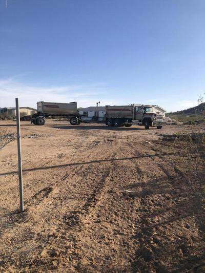 San Tan Valley Residential Lots & Land For Sale: 29264 N Varnum Road