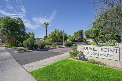 Scottsdale  Condo/Townhouse For Sale: 3002 N 70th Street #236
