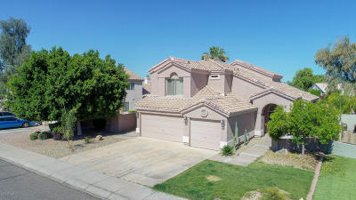 Glendale Single Family Home For Sale: 6100 W Irma Lane