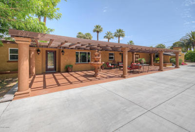 Phoenix Single Family Home For Sale: 6725 N 7th Street