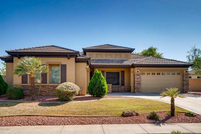 Glendale Single Family Home For Sale: 8553 W Laura Lane