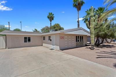 Tempe Single Family Home For Sale: 1210 E Pebble Beach Drive