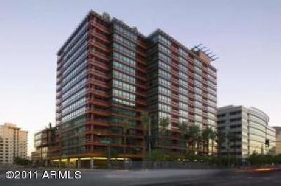 Optima, Optima Biltmore, Optima Biltmore Tower, Optima Biltmore Towers Rental For Rent: 4808 N 24th Street #807