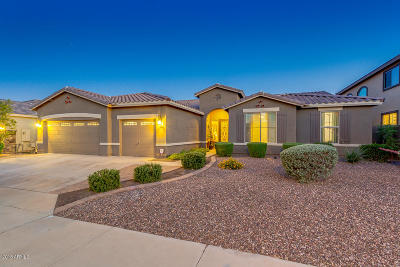 Surprise Single Family Home CCBS (Contract Contingent on B: 18423 W Carmen Drive
