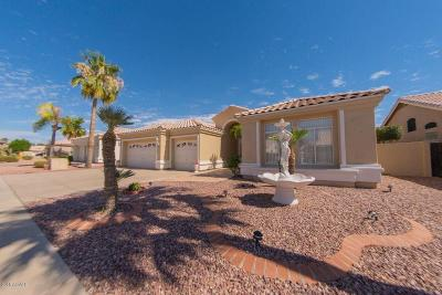 Glendale AZ Single Family Home For Sale: $349,900