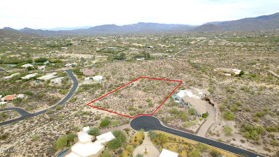 Scottsdale Residential Lots & Land For Sale: 8034 E Tecolote Circle