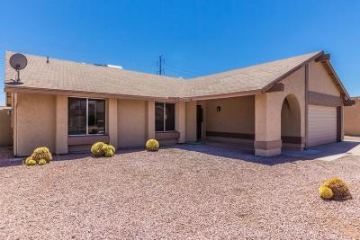 Single Family Home For Sale: 10675 E Becker Lane