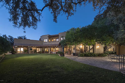 Paradise Valley Single Family Home For Sale: 5225 E Paradise Canyon Road