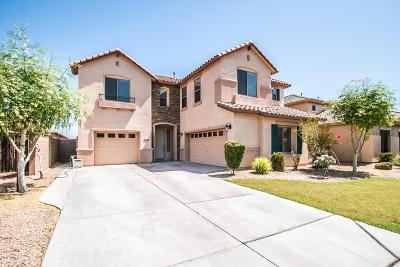 Goodyear Single Family Home For Sale: 15460 W Jackson Street