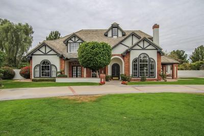 Mesa Single Family Home For Sale: 4222 E Brown Road #30