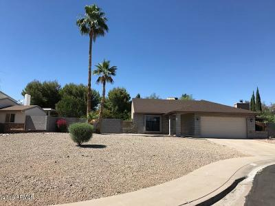 Glendale AZ Single Family Home For Sale: $279,900