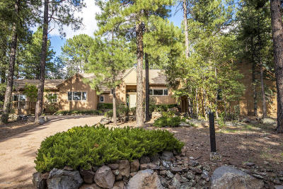 Flagstaff Single Family Home UCB (Under Contract-Backups): 3857 Edward Beale