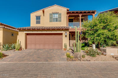 Cave Creek Single Family Home For Sale: 6231 E Mark Way #12