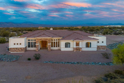 Scottsdale Single Family Home For Sale: 13842 E Old Paint Trail