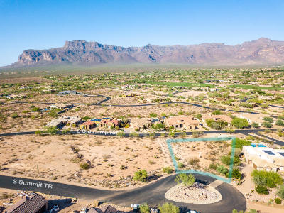 Gold Canyon AZ Residential Lots & Land For Sale: $185,000