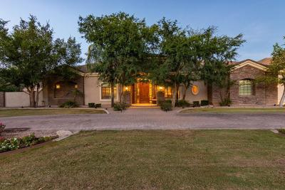 Gilbert Single Family Home For Sale: 51 N Coronado Road