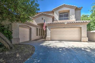 Gilbert Single Family Home For Sale: 872 E Ivanhoe Court