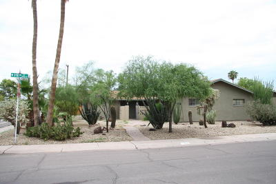 Tempe Single Family Home For Sale: 554 W 19th