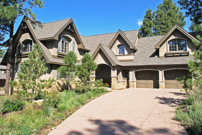 Flagstaff Single Family Home For Sale: 1710 E Elysian Court