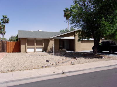 Single Family Home For Sale: 2343 S Westwood Drive