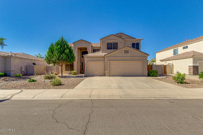 Chandler Single Family Home For Sale: 2081 E Desert Inn Drive