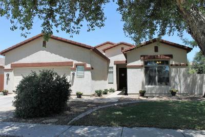 Gilbert Single Family Home For Sale: 4104 E Reins Road