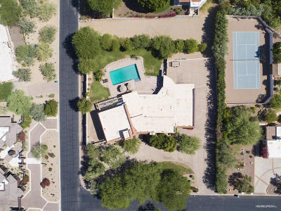 Paradise Valley Residential Lots & Land UCB (Under Contract-Backups): 5226 E Paradise Canyon Road